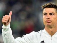 Cristiano Ronaldo, Filistin'e 1.5 milyon dolar bağışladı