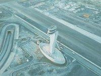 Rüzgar nedeniyle İstanbul Havalimanı'na inişlerde aksama