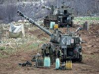 İsrail savaş uçağı Golan Tepeleri'ni bombaladı