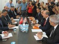 """Tatar: """"Hazırlanan uyum protokolü üzerinde çalışıp, parti meclisi'nde değerlendireceğiz"""""""