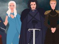 Game of Thrones karakterlerinin 'savaş suçları' yayınlandı: Cinsel saldırı, ejderha ateşi kullanımı, gaddarca muamele