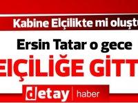 Başaran Düzgün yazdı... Parti Meclisi toplantısından sonra Ersin Tatar Türkiye'nin Lefkoşa Büyükelçiliği'ne gitti.