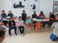 Kültür Dairesi'nin masal günlerinin son etkinliği cumartesi günü