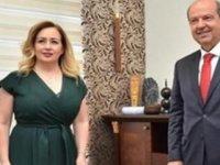 Sibel Tatar'dan Başbakan olan eşine koltuk hediyesi
