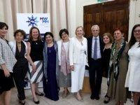Akdeniz Kadın Uzlaşımcılar Ağı'nın Kıbrıs bacağı Lefkoşa'da hayata geçirildi