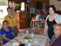 Girne Belediyesi İkinci Bahar üyeleri Yeşilırmak'ı ziyaret etti