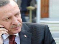 Erdoğan, Tatar'ı kutladı