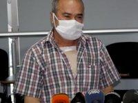 Kıbrıs'ta ilk kez gerçekleştirilen kalp nakliyle sağlığına kavuşan Çelik taburcu oldu