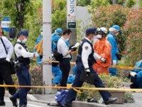 Japonya'da ilkokul öğrencilerine yönelik bıçaklı saldırı