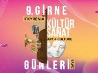 Girne Kültür ve Sanata doyacak, 9. Girne Kültür Sanat Günleri programı açıklandı