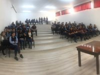 DAÜ-BTYO Akdoğan Polatpaşa Lisesi'ni ziyaret etti