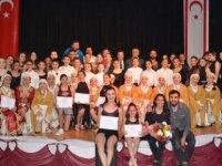 Yakın Doğu Koleji'nde Dans Şöleni coşkusu