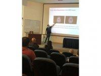 DAÜ ACM Öğrenci Topluluğu Harvard'dan Dr. Hasan Sarı'yı ağırladı