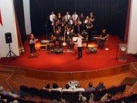 Ertelenen İskele Belediye Korosu'nun konseri dün akşam gerçekleşti