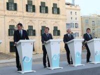 AB'nin Akdeniz bölgesindeki 7 üyesinden Kıbrıs çağrısı