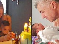Özcan Deniz'in oğluyla ilk tatili KKTC'de