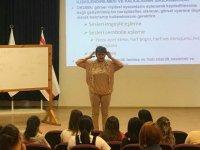 Yakın Doğu Üniversitesi'nde Okuma Yazmaya Hazırlık Semineri Gerçekleştirildi