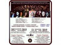 Bellapaıs Müzik Festivali'nin kapanış konseri cuma günü…