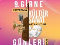 9. Girne Kültür Sanat Günleri bu akşam başlıyor