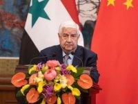 Suriye Dışişleri Bakanı Muallim: Umarız ordumuzla Türk ordusu savaşmaz