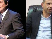 Kiprianu: Anastasiadis Ankara'nın gözdesi Özersay ve taksimle flört ediyor