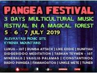 Alevkayası Pangea Festival için geri sayım başladı
