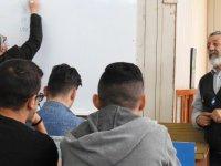 DAÜ-BTYO'dan Dr. Fazıl Küçük Endüstri Meslek Lisesi öğrencilerine uygulamalı eğitim programı