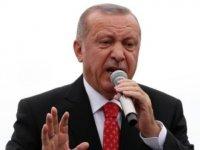 """Erdoğan, İmamoğlu'nu eleştirirken, """"terör örgütleri zihniyetinin destek verdiği Cumhur İttifakı"""" dedi (video)"""