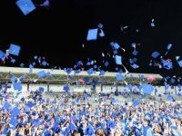 LAÜ'de mezuniyet heyecanı başladı