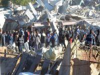 Çocuk hastanesi çöktü: 7 ölü
