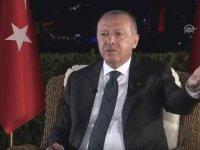 Erdoğan, 'Öcalan'ın tarafsızlık açıklamasını' değerlendirdi: Bu Demirtaş ve Öcalan arasındaki liderlik mücadelesi