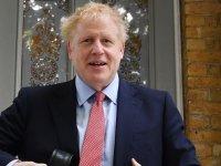 Bağrışmaların ardından Boris Johnson'ın evine polis çağırıldı