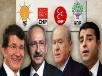 Türkiye'de seçim... SAMER anketinde sonuç ne çıktı?