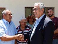 Cumhurbaşkanı Mustafa Akıncı, Kozanköy'ü ziyaret etti