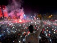 Ekrem İmamoğlu yeniden İstanbul Büyükşehir Belediye Başkanı; 31 Mart'taki fark 57 kat arttı!