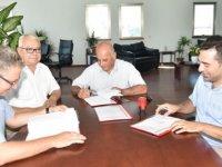 Gönyeli Belediyesi'nde 2019-2020 Dönemi Toplu İş Sözleşmesi imzalandı