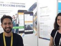 DAÜ Bilgisayar Mühendisliği Bölümü öğrencileri Tübitak Proje Yarışması'nda finale kaldı