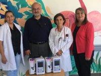 """DAÜ, Lefkoşa Dr. Burhan Nalbantoğlu Hastanesi Çocuk Onkolojisi Bölümü'ne """"Umut"""" oldu"""