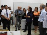DAÜ Elektrik Elektronik Mühendisliği Bölümü'nde üç laboratuvara  Ömer Can Akman'ın adı verildi