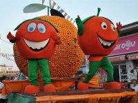 42. Güzelyurt Portakal Festivali başladı