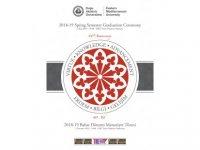 DAÜ 2018-2019 Akademik Yılı Bahar Dönemi Mezuniyet Töreni salı gecesi yapılıyor
