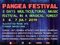 Pangea Festival bugün de devam edecek!