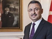 Fuat Oktay Cumhurbaşkanı Akıncı'yı kınadı!