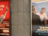 Yunanistan'da faşist Altın Şafak (Hrisi Avgi) ilk sonuçlara göre Meclis dışında