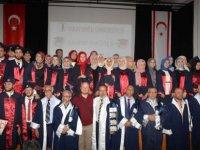 Yakın Doğu Üniversitesi İlahiyat Fakültesi Mezunları Diplomalarını Aldı…