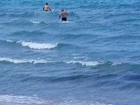 İskele'de boğulma tehlikesi geçiren şahıs yoğun bakımda