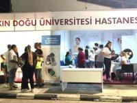 Yakın Doğu Üniversitesi Hastanesi yüzlerce insanın hayatına umut oldu