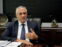 """Taçoy: """"Doğu Akdeniz'de doğal gaz varsa biz de çıkaracağız"""""""