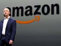 New York'ta 'Amazon' protestosu