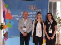 Yakın Doğu Üniversitesi Hazırlık Okulu Ankara Üniversitesi ile EJER dergisinin birlikte düzenlediği uluslararasi kongrede temsil edildi